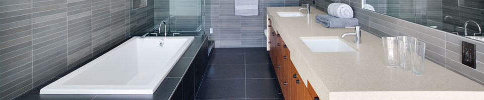 bathroom worktops and countertops
