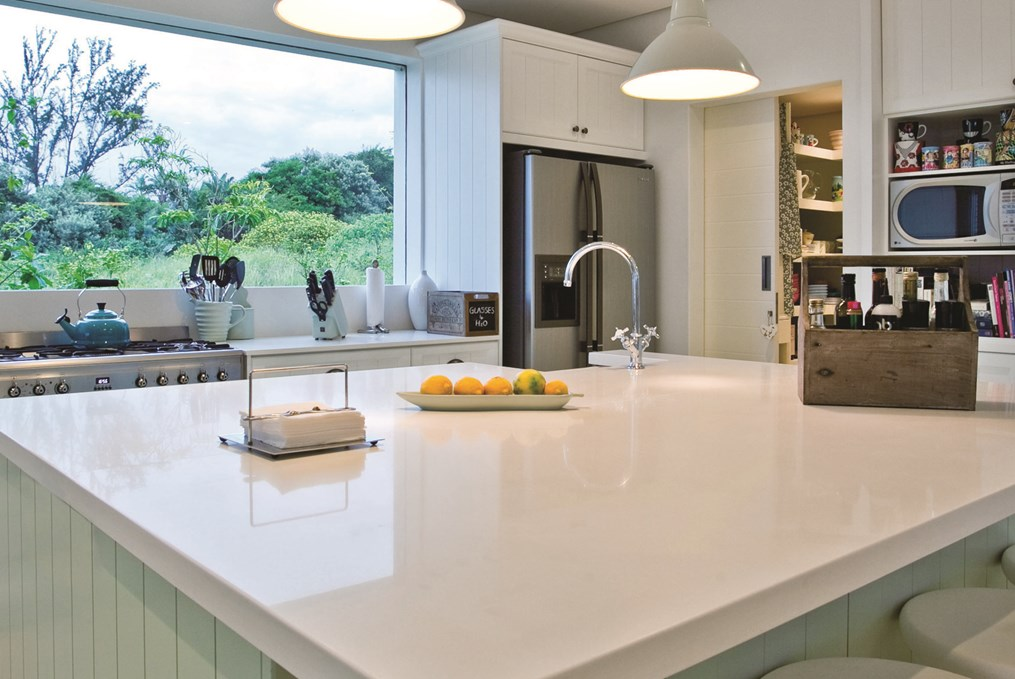 quartz worktops in london