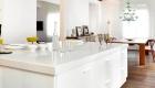 silestone white quartz