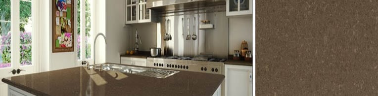wild rice quartz worktops