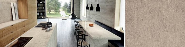 symphony grey quartz worktops in london