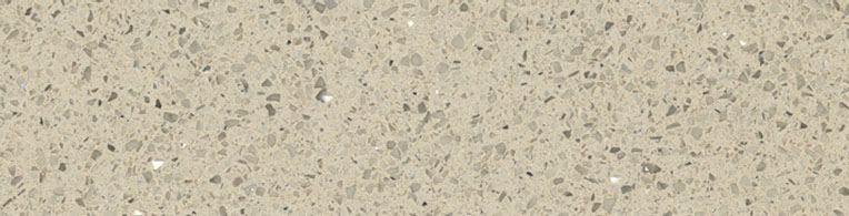 beige stardust style quartz