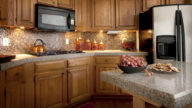 Granite colors for kitchen countertops