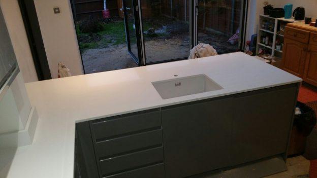Marble kitchen countertops in kent